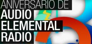 AUDIO ELEMENTAL RADIO 3RD ANNIVERSARY
