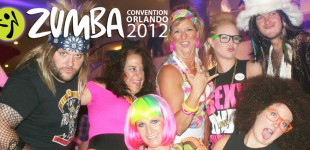ZUMBA CONVENTION 2012