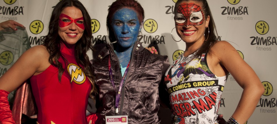 2014 Los Angeles Zumba Conference